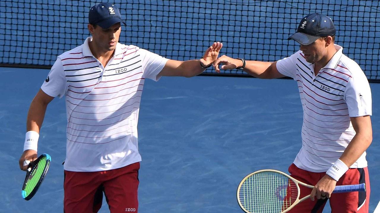 ¡Confirmado! Hermanos Bob y Mike Bryan se despiden del tenis