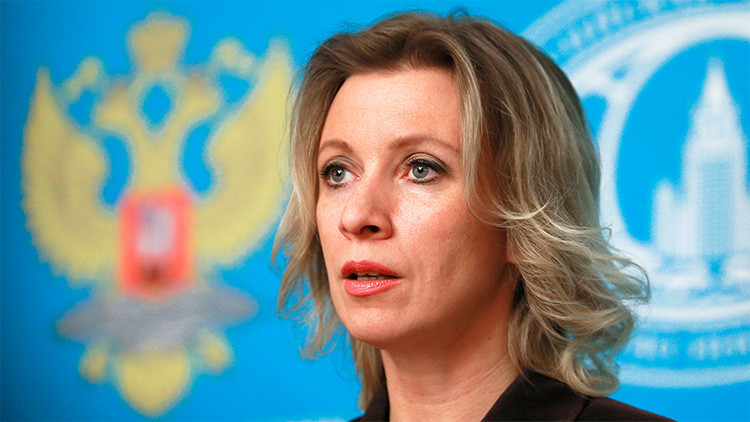 """Rusia califica de """"espectáculo"""" la detención de nacionales en Bielorrusia"""