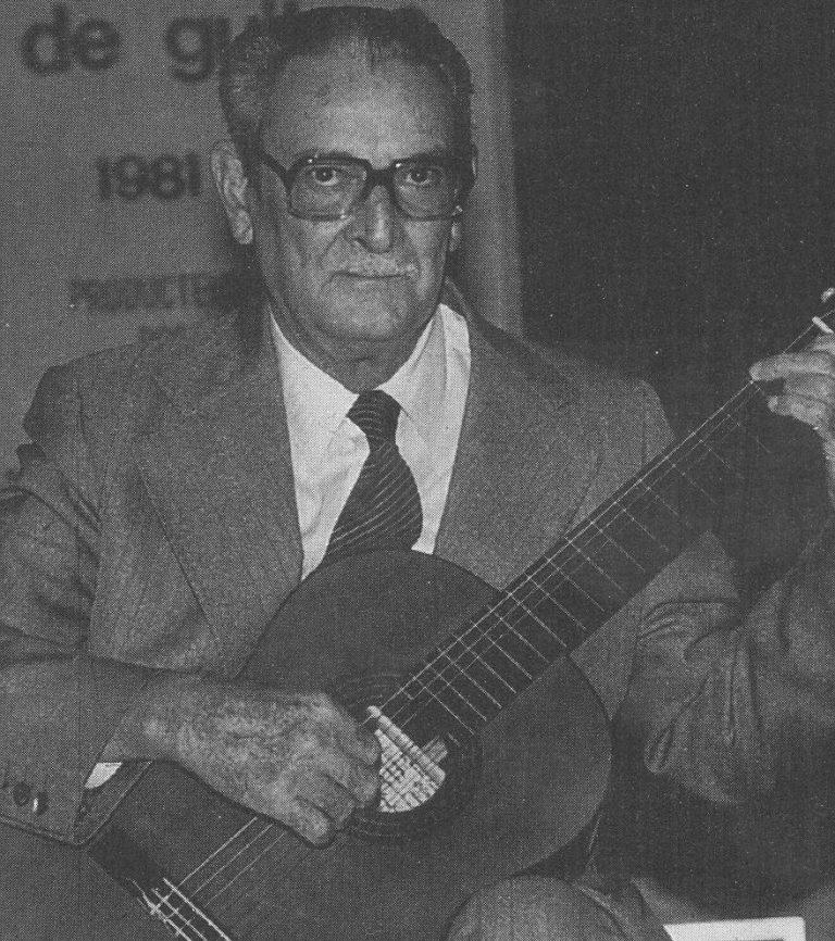 3 de agosto de 1917: Nace el músico venezolano Antonio Lauro