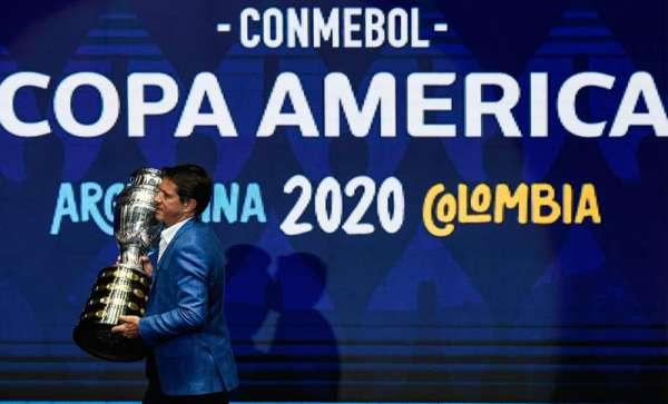 Conmebol ajusta calendario para la Copa América