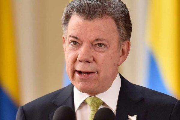 Juan Manuel Santos: Venezuela se normalizará cuando se dejen de cometer tantos errores
