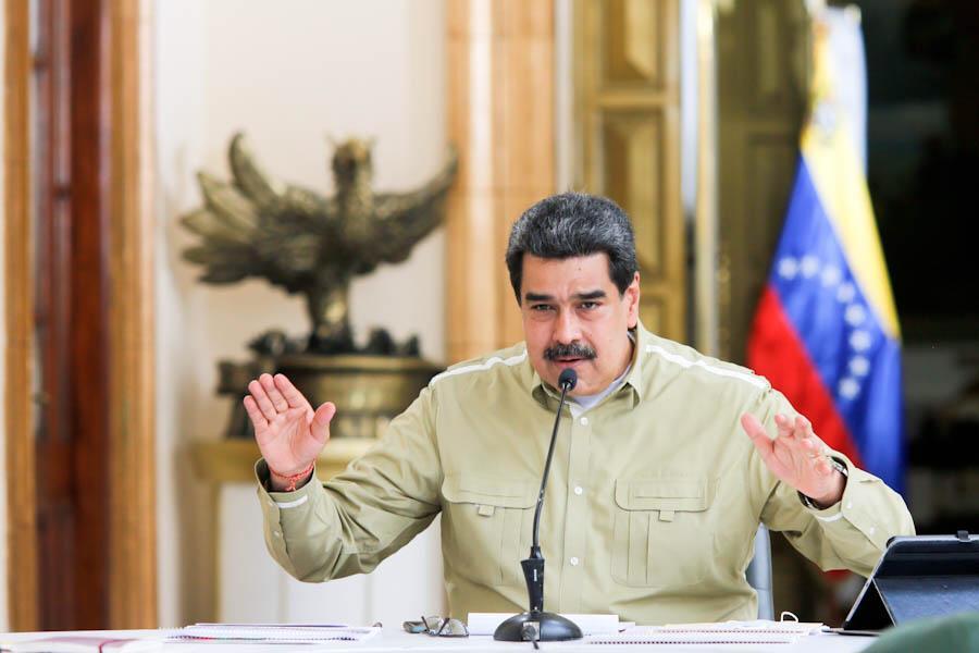 Maduro insta a incorporar 2 nuevos vértices en la Misión AgroVenezuela