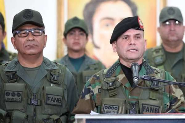 Remigio Ceballos: Ser Guardia Nacional es garantizar la suprema felicidad posible al pueblo