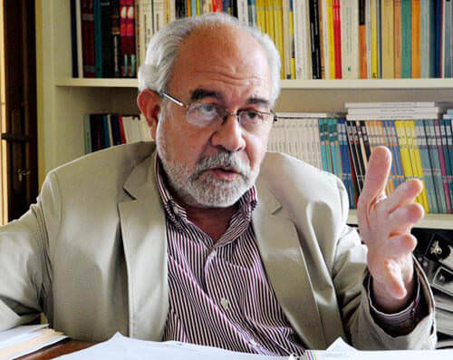 Carlos Walter: La flexibilización hay que adoptarla en función de criterios sanitarios