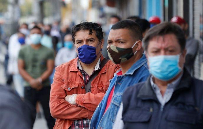 América Latina pasa la barrera de los 5 millones de contagios por COVID-19
