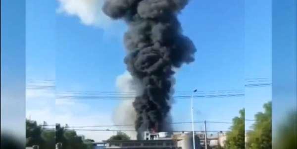 Explosión de una fábrica en China deja 6 muertos