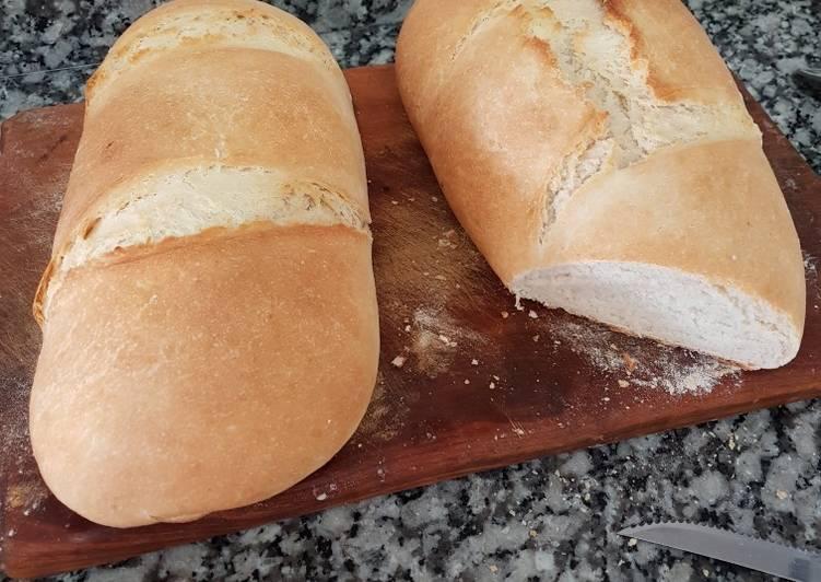 Cocina un delicioso pan casero