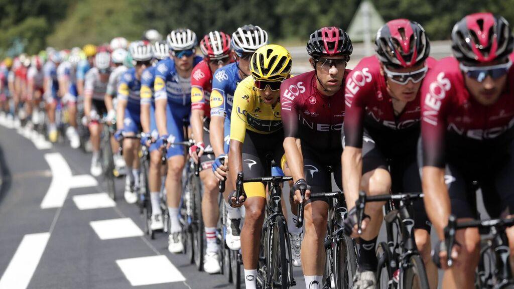2 positivos por COVID-19 significaría la eliminación de la escuadra del Tour de Francia