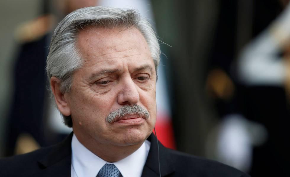 """Fernández cree que gestión de Macri """"favoreció la desintegración argentina"""""""