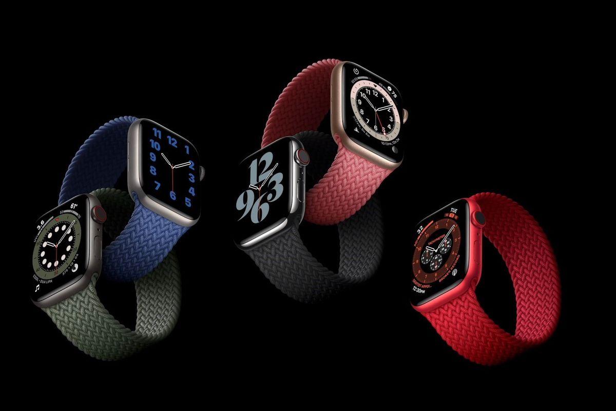 'Apple Watch Series 6': Reloj inteligente que mide el nivel de oxígeno en la sangre