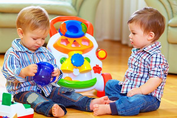 Niños están preparados para socializar con sus iguales a partir de los tres años