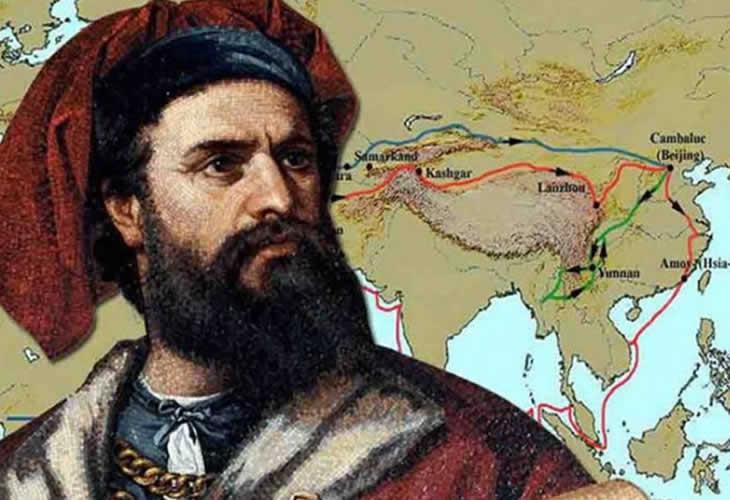A 766 años del nacimiento del explorador y mercader Marco Polo