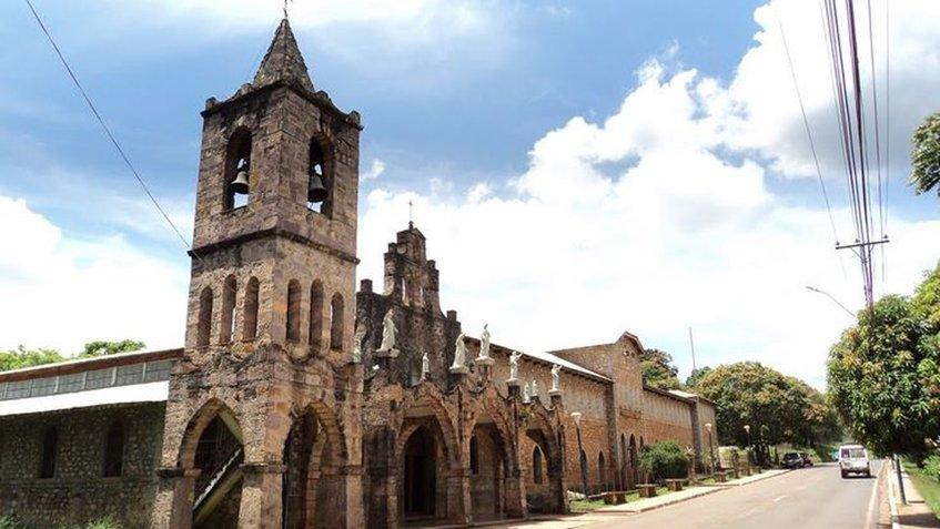 Ciudad Santa Elena de Uairén arriba a sus 97 años de fundación