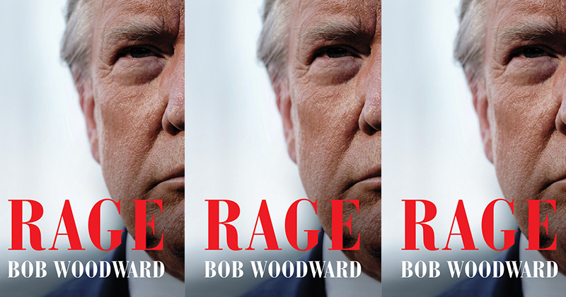 'Rabia': El libro que advierte el peligro de Trump en la Presidencia de EEUU
