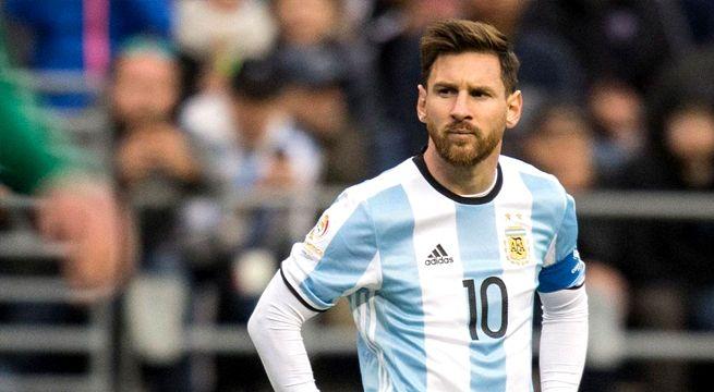 Messi vuelve a jugar con Argentina en las eliminatorias contra Ecuador