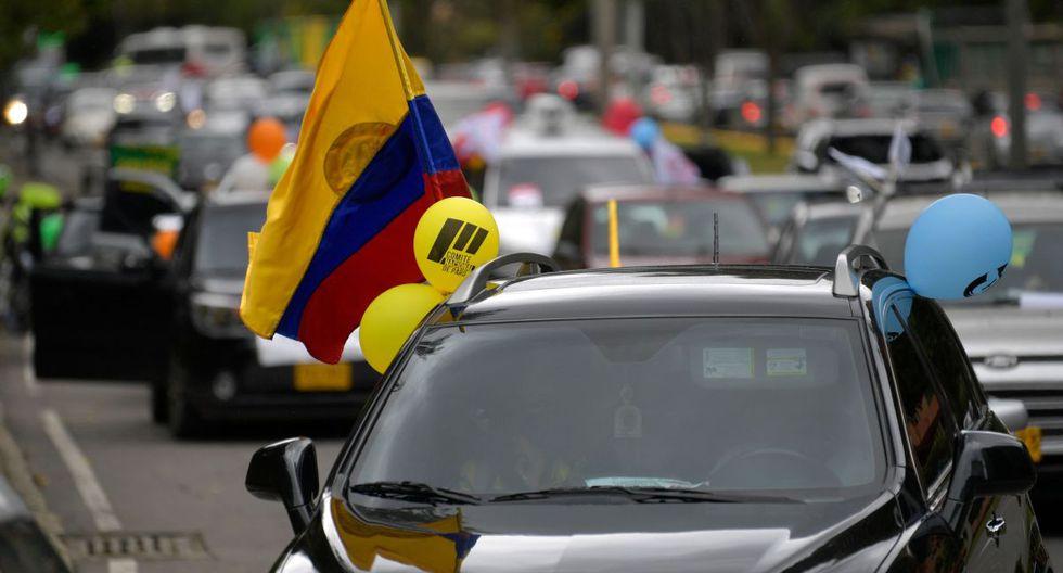 Trabajadores colombianos retoman protestas contra políticas de Duque