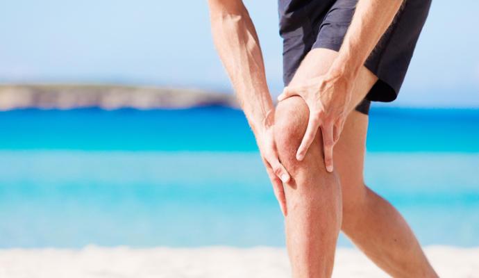 Comprueban capacidad de la cúrcuma para calmar la artrosis de rodilla