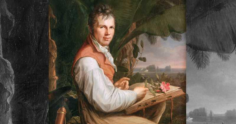 14 de septiembre de 1769: Nace Alexander von Humboldt