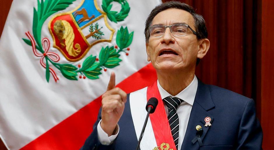 Tribunal Constitucional de Perú niega suspensión del juicio político contra Martín Vizcarra