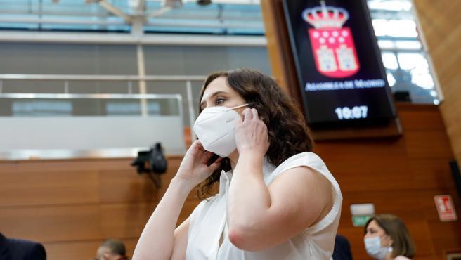 Madrid continuará bajando los impuestos: Una medida que rechaza la oposición