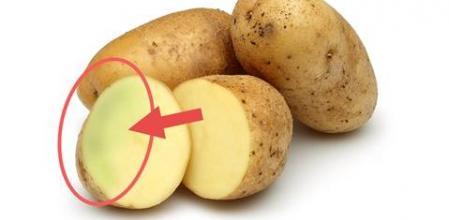 ¡Cuidado! Las papas con brotes o zonas verdes pueden dañinos para tu salud