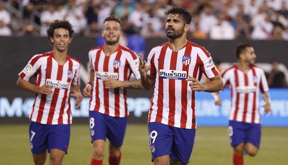 COVID-19 hizo que Atlético de Madrid tomara una pausa en reunión de pretemporada