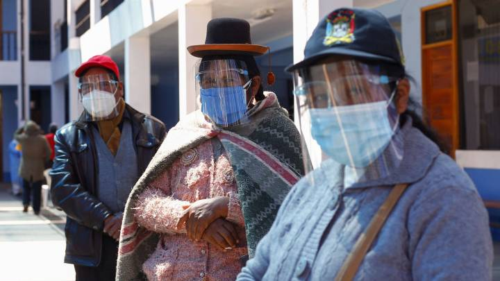 Bolivia   La Paz autorizó el dióxido de cloro para combatir el coronavirus