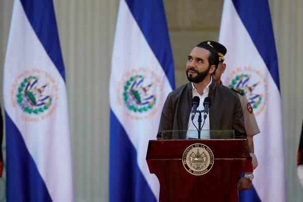"""Bukele cree que El Salvador """"no es independiente de la pobreza ni la desigualdad"""""""