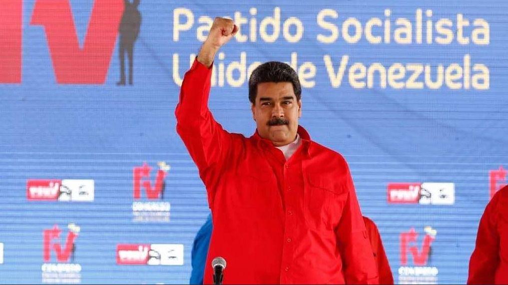 """Maduro anuncia """"un gran cambio"""" desde la Asamblea Nacional"""