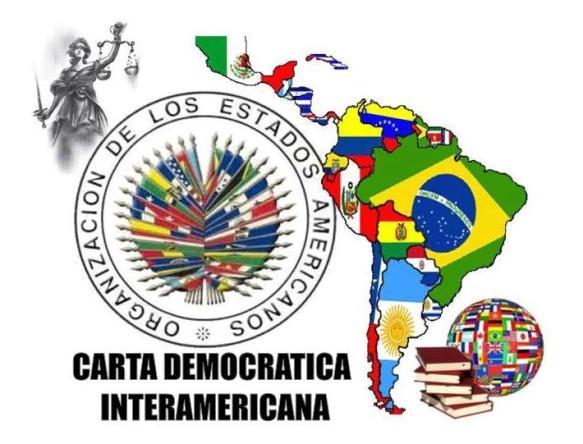 2001: Se aprueba la Carta Democrática Interamericana
