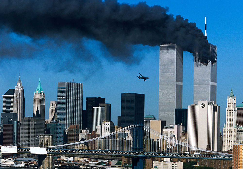 """11 de septiembre de 2001: EEUU el """"mayor ataque terrorista"""" de su historia"""