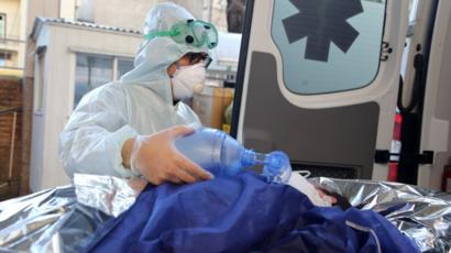 OMS: A finales de septiembre se alcanzará un millón de muertos por COVID-19