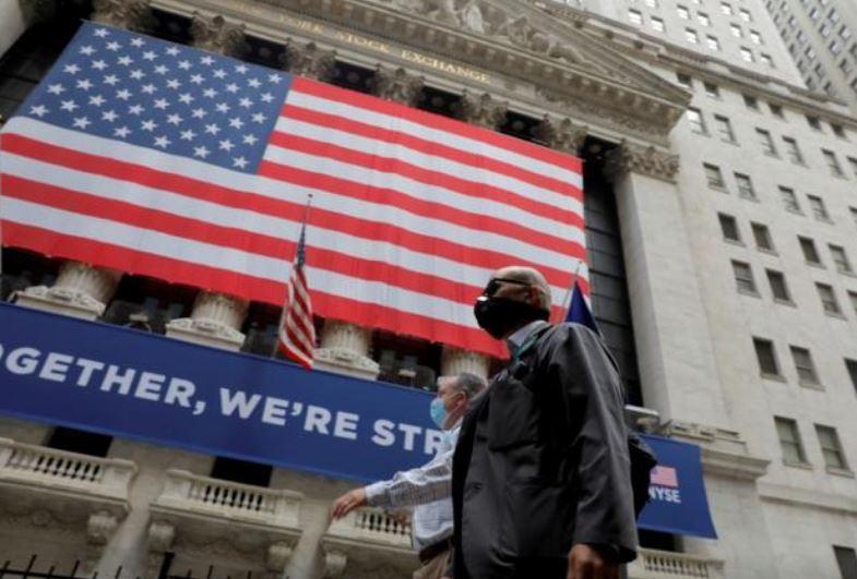 Índices de Wall Street cerraron a la baja