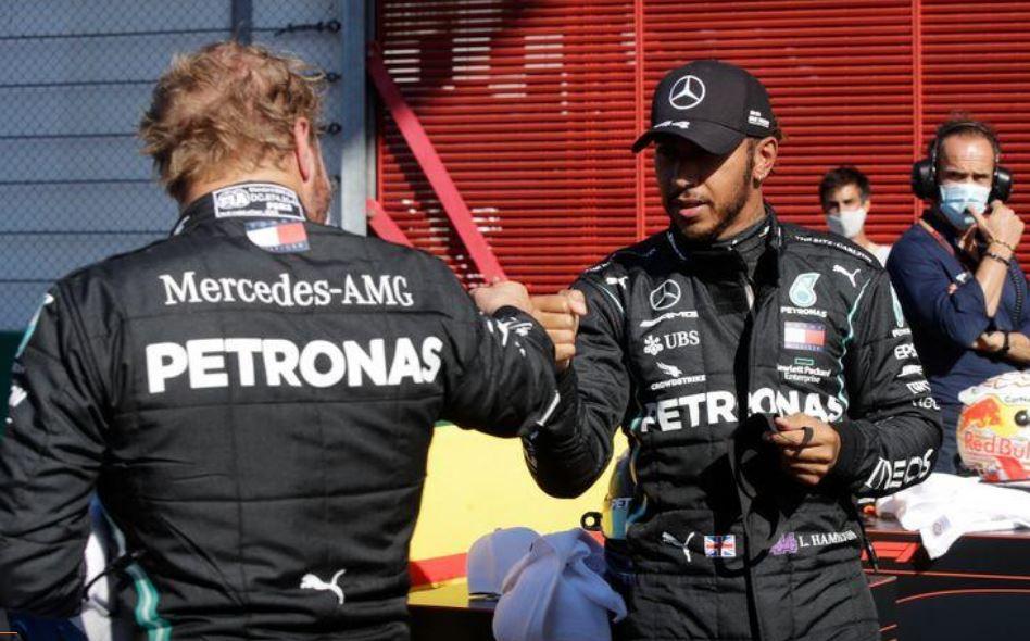 Lewis Hamilton saldrá en el primer puesto del Gran Premio de Toscana