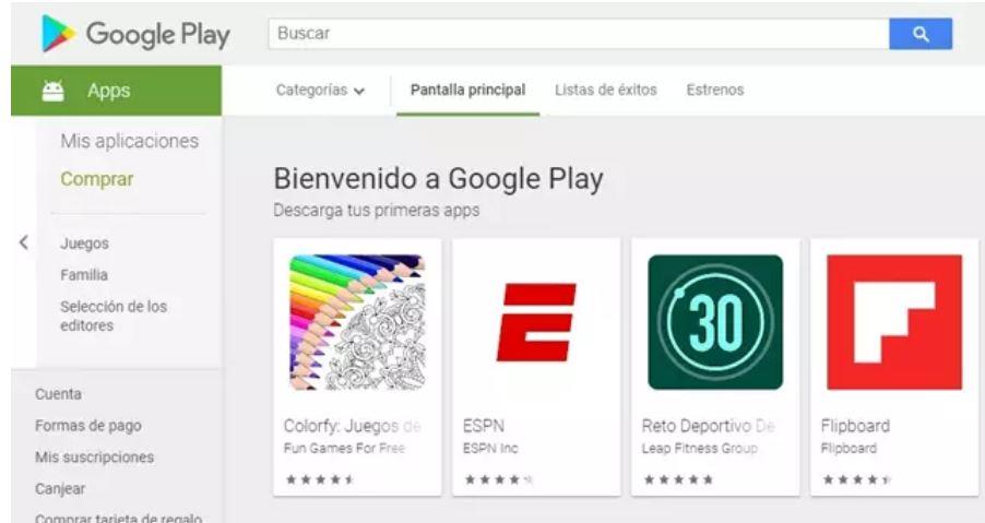 Google Play Store tiene increíbles novedades con el sistema P2P