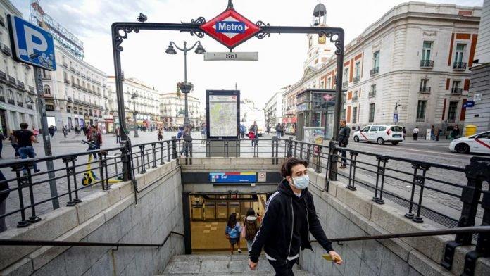 OMS: Transmisión del COVID-19 en Europa es alarmante