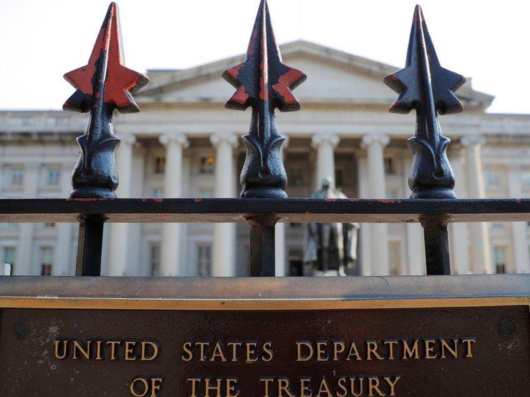 Bonos del Tesoro en EEUU caen tras subasta 30 años de deuda