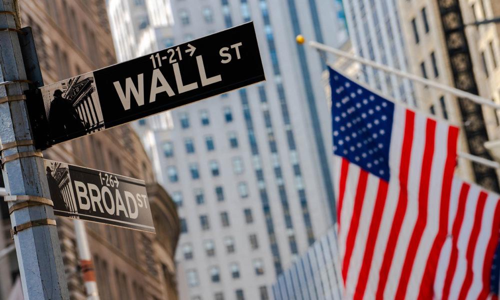Wall Street y el Dow Jones abren la jornada al alza