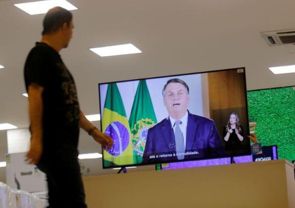 Economía de Brasil se eleva un 2,15% en julio