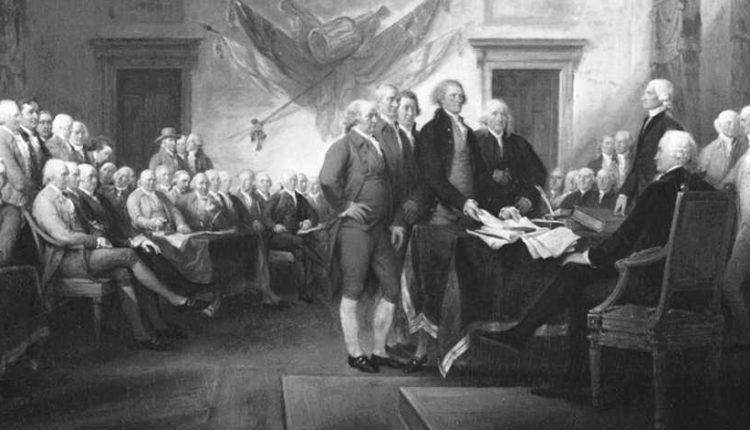 17 de septiembre de 1787: Estados Unidos decreta la adopción de su constitución