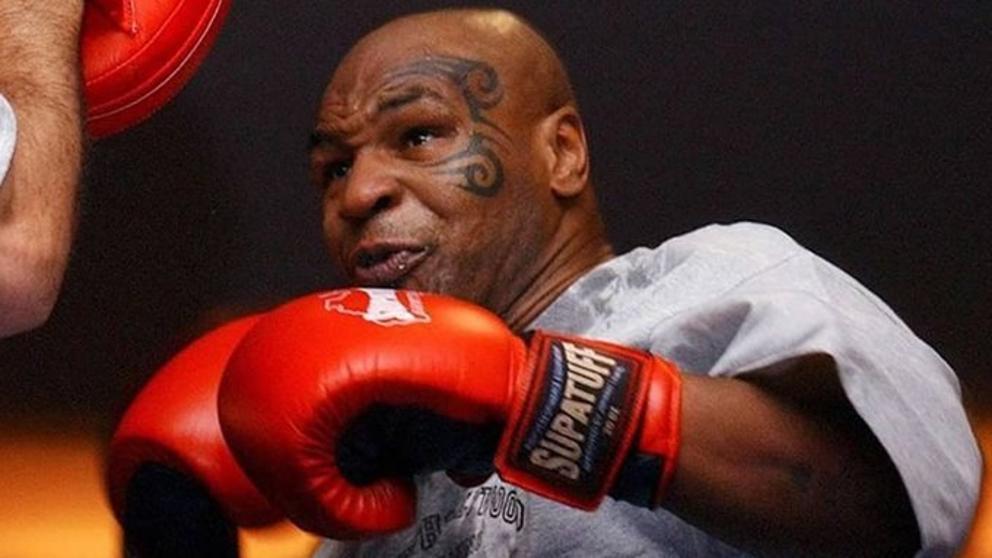 Mike Tyson: El boxeo a veces es orgásmico