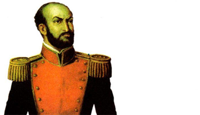 18 de septiembre de 1782: Nace el militar español José Tomás Boves