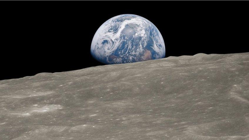 NASA llama a subasta para traer muestras de rocas lunares a la Tierra