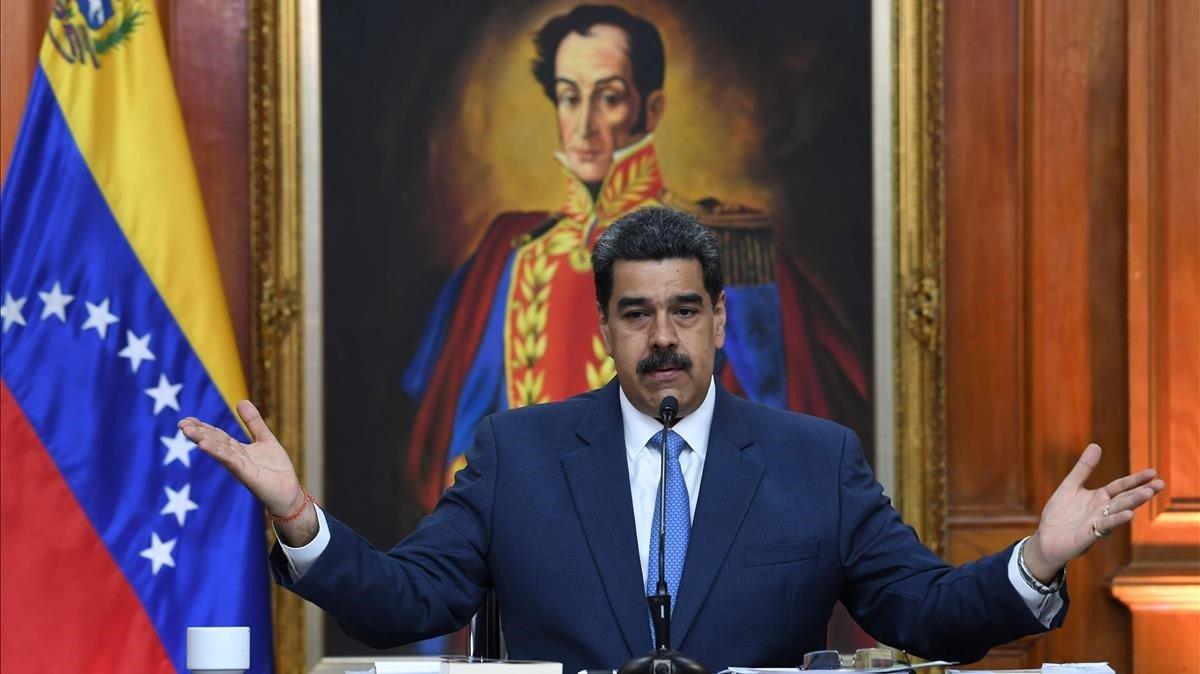 Maduro a la Unión Europea: Envíen una comisión en privado para evaluar las elecciones