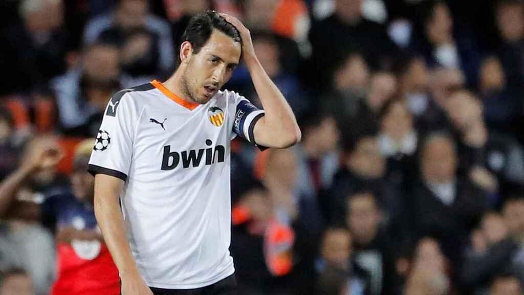 Dani Parejo se ausentará del Villarreal cuatro semanas por lesión en la pierna