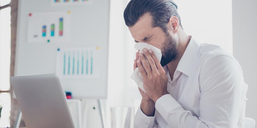 ¡Alerta! Claves para diferenciar la sinusitis del coronavirus