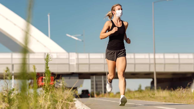 Si has tenido Covid-19 tienes que estar pendiente cuando vuelvas a realizar deporte - Primicias 24