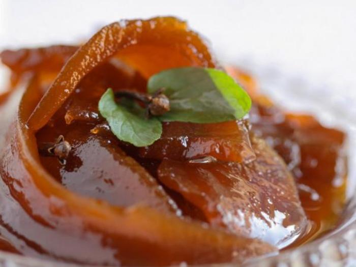 Dulce de Lechosa, ideal para la cena de Nochebuena
