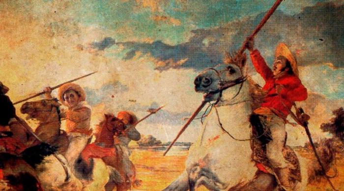 Tal día como hoy en 1819 se realizó la Batalla de Las Queseras del Medio