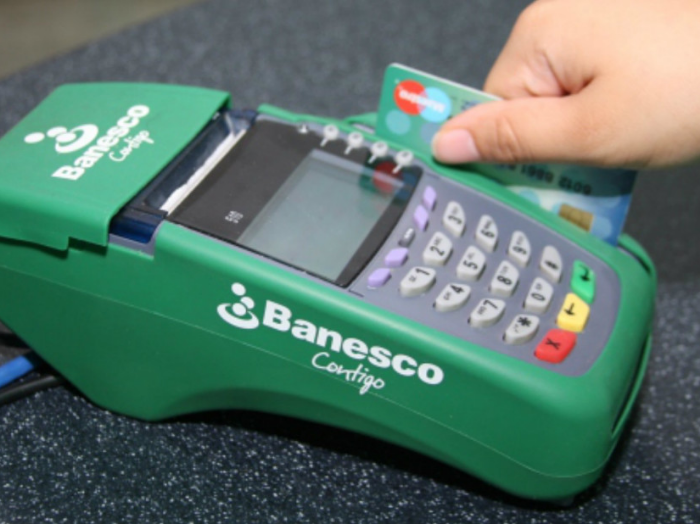 Banesco aumentó el límite diario de sus operaciones